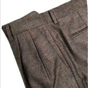 Polo Ralph Lauren Wool pants 32X28 pleated cuffed